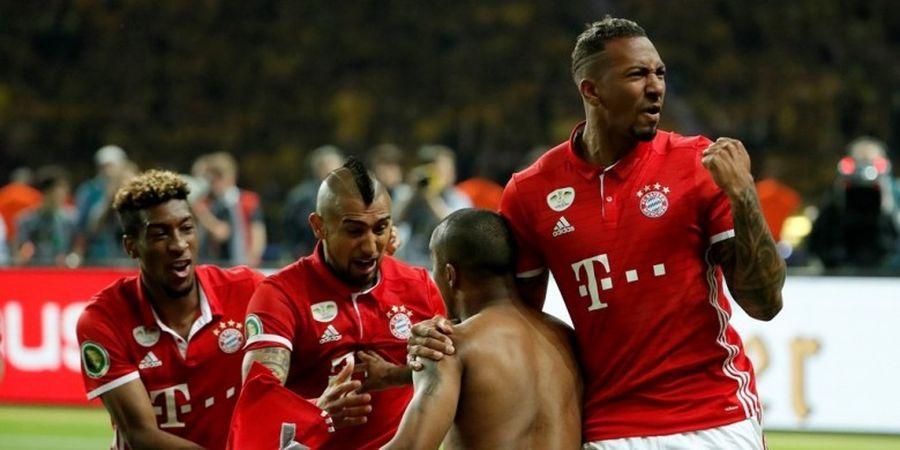 Bayern Muenchen Juara DFB Pokal 18 Kali