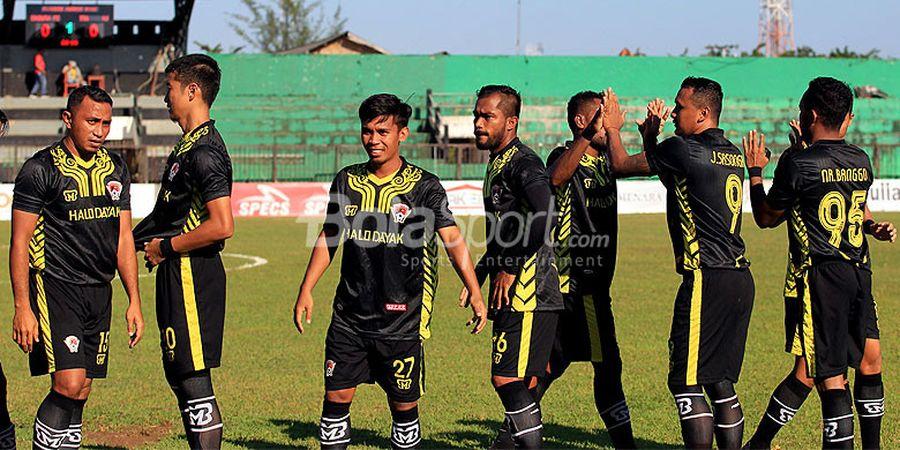 Kalteng Putra Targetkan Liga 1 Usai Dipastikan ke Semifinal Liga 2 2018