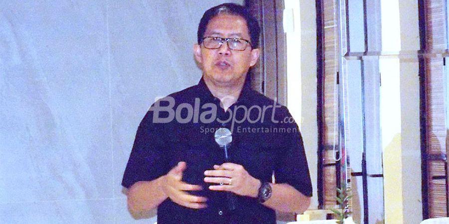 Joko Driyono Akhirnya Resmi Ditahan oleh Satgas Antimafia Bola