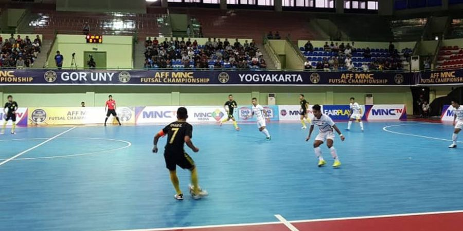 Lawan Pertama Indonesia pada Piala Futsal AFF 2019 Menang Besar