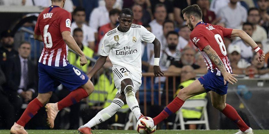 El Clasico Tanpa Si Anak Ajaib Real Madrid