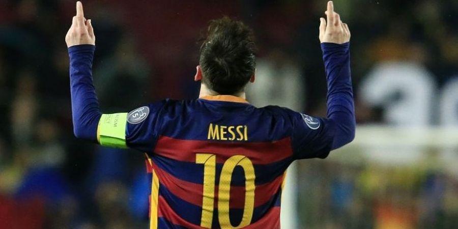 Leo Messi Pun Ingin Bertemu Barack Obama