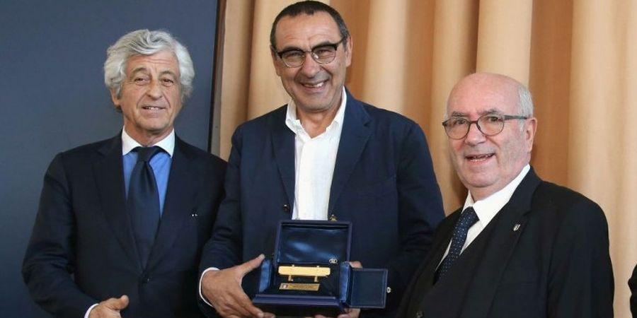 Pelatih Terbaik Italia Tak Akan Nonton Duel Juventus Vs Barcelona