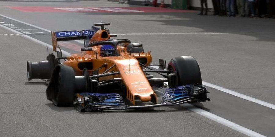 Raih Hasil Baik dengan Mobil Bobrok, Fernando Alonso Disebut Seperti Hiu