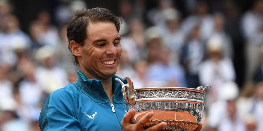 Rafael Nadal Raih Gelar Juara Ke-11 pada Turnamen Roland Garros