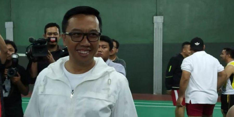 Menpora Imam Nahrawi Bahas Persiapan Indonesia Jadi Tuan Rumah Olimpiade 2032