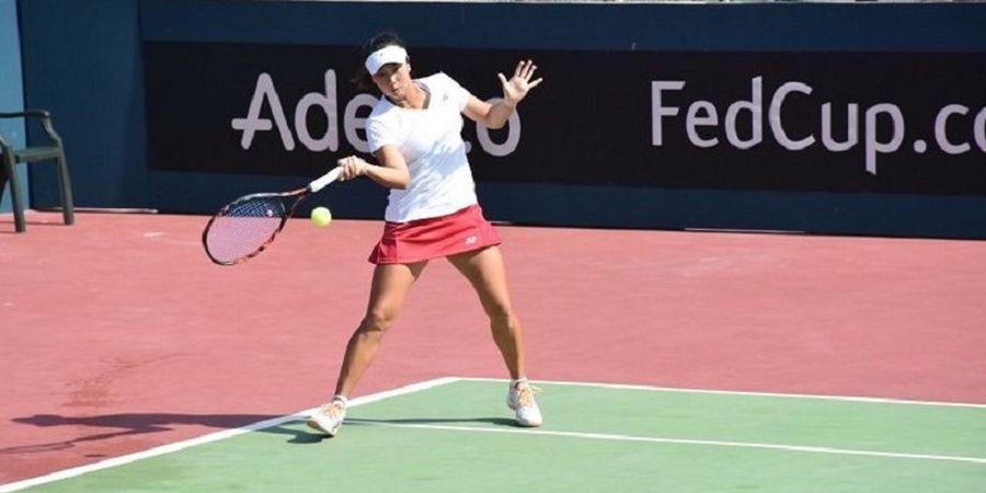 Petenis Indonesia, Aldila Sutjiadi, Target Main pada  Empat Grand Slam