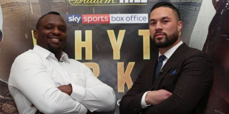Anthony Joshua Ditantang Dillian Whyte pada April 2019