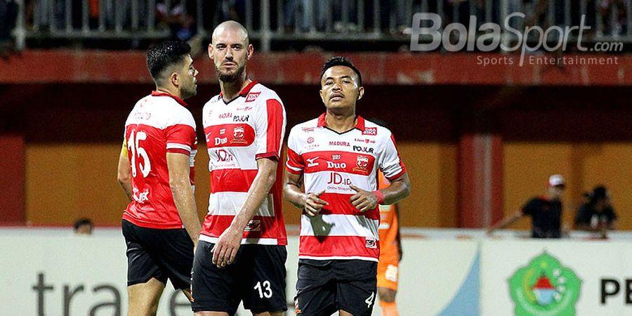 Madura United Coret Pemain Asing, Total 8 Nama Asing Terdepak dari Klub Liga 1 2019