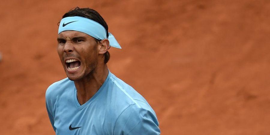 Roland Garros 2018 - 'Peluang Rafael Nadal Menang adalah 75 Persen'