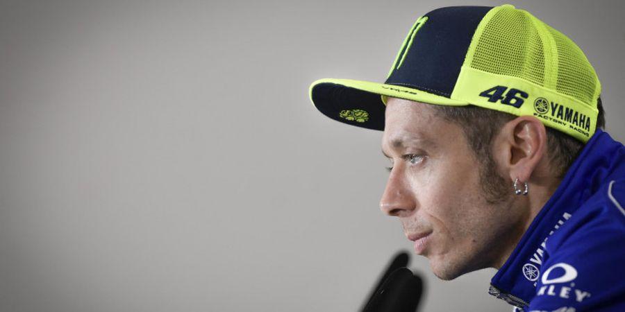 Valentino Rossi dan Pengalaman Buruknya di Sirkuit Mugello