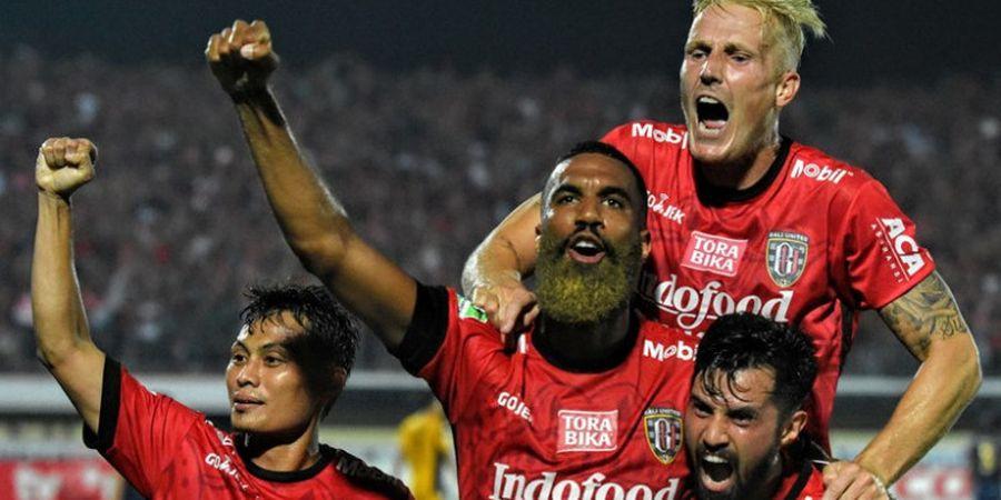 Pemain Bali United Ini Optimistis Jelang Bergulirnya Kompetisi Liga 1 dan Piala AFC