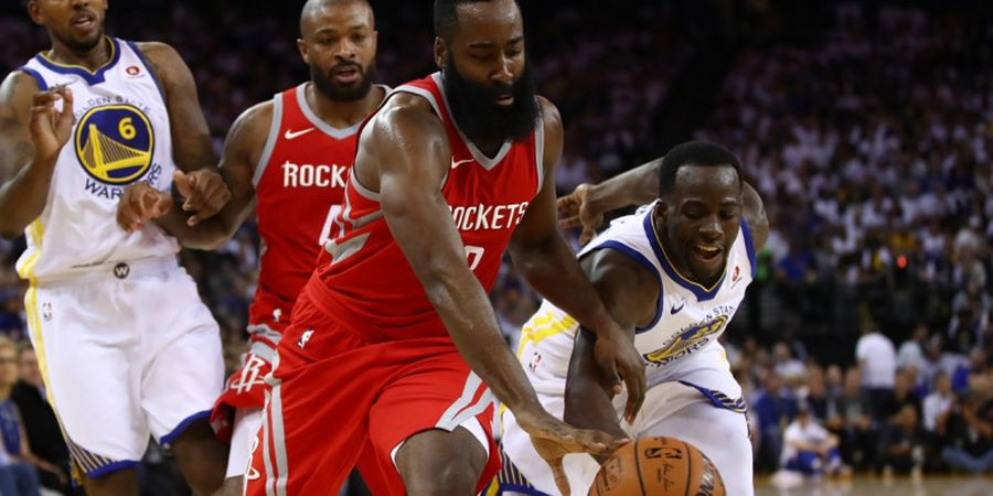 Houston Rockets Jadi Tim Pertama yang Raih 2 Kemenangan