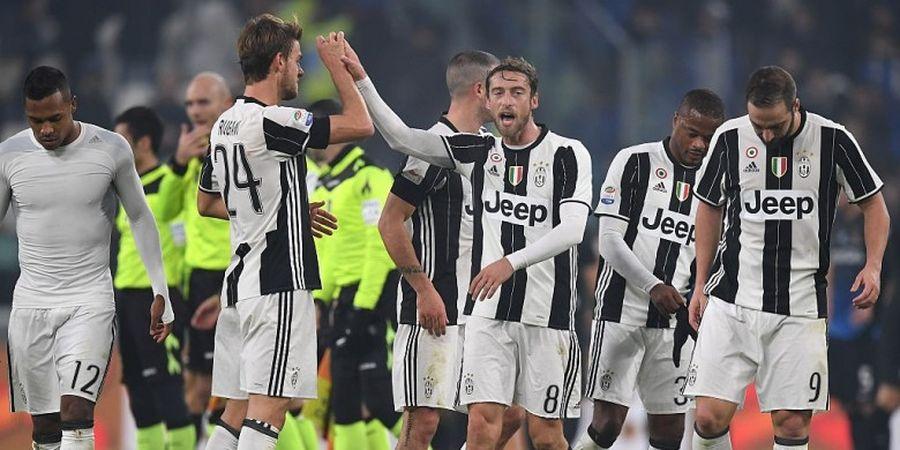 Tren Juventus, Kendor pada Awal Tahun