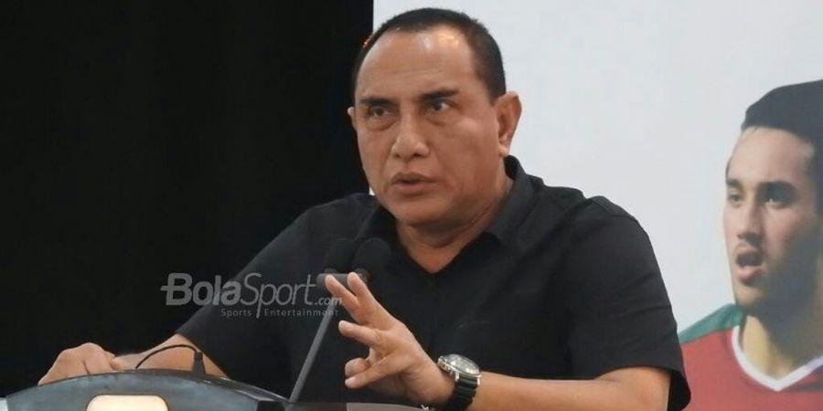 Edy Rahmayadi dan Sederet Elite PSSI Tolak Ajakan Diskusi Mafia Bola Najwa Shihab