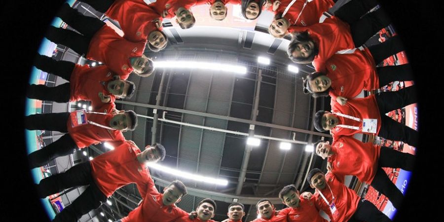 Indonesia 1 Grup dengan Finlandia dan Uganda pada Kejuaraan Dunia Junior Bulu Tangkis 2019