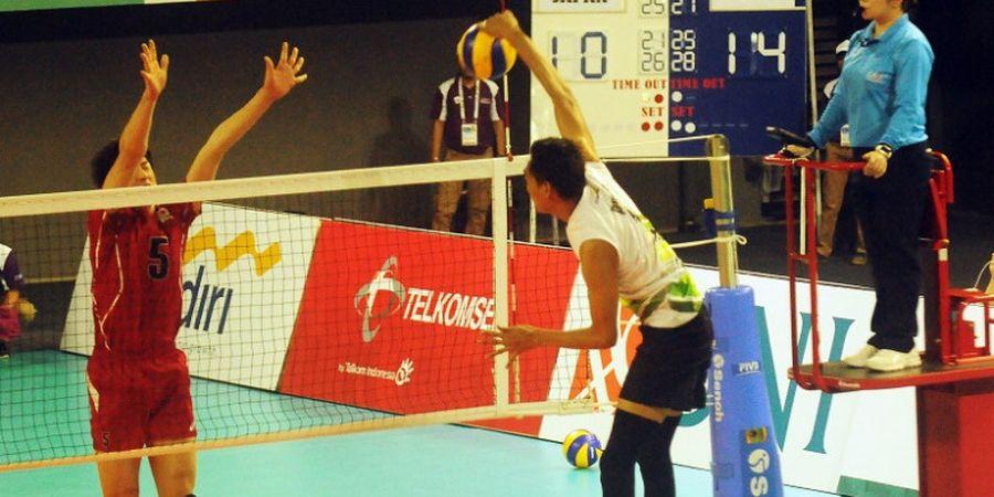 Tim Voli Indonesia 1 Tidak Mau 'Over Pede' Hadapi Hong Kong di Semifinal Test Event Asian Games