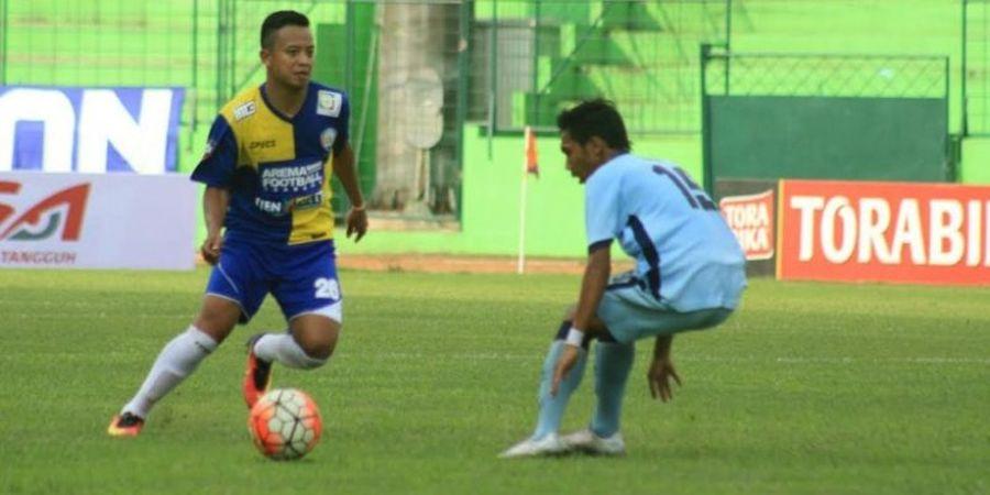 Demi Jam Terbang, Dio Permana Pilih Hengkang dari Arema FC