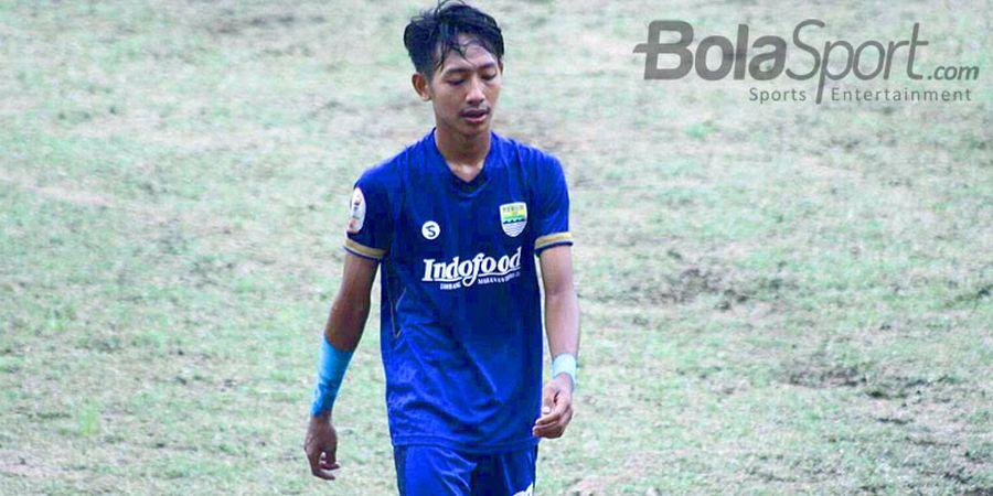 Beckham Putra Berhasrat Bela Timnas U-19 Indonesia