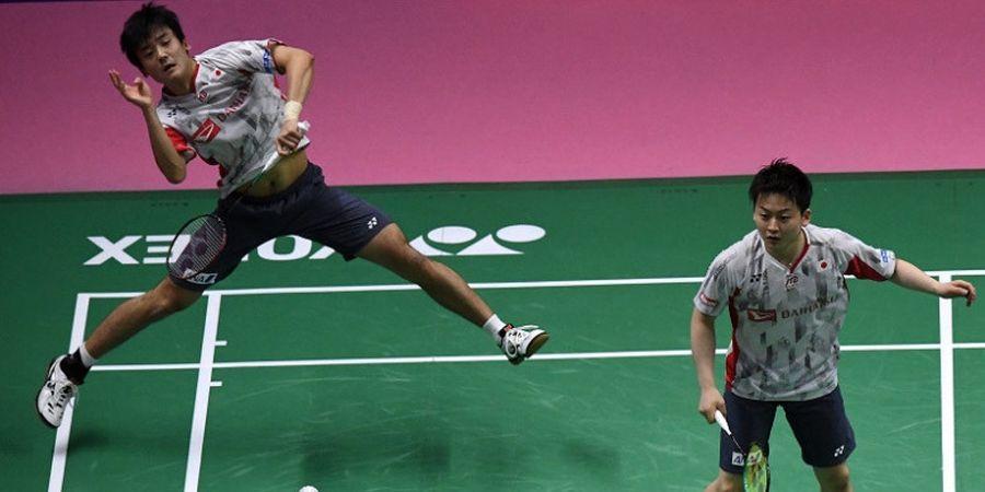 Takuto Inoue/Yuki Kaneko Langsung Tersingkir pada Babak Pertama Japan Open 2018