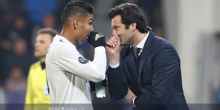 7 Keputusan Santiago Solari di Real Madrid yang Menjadi Sorotan