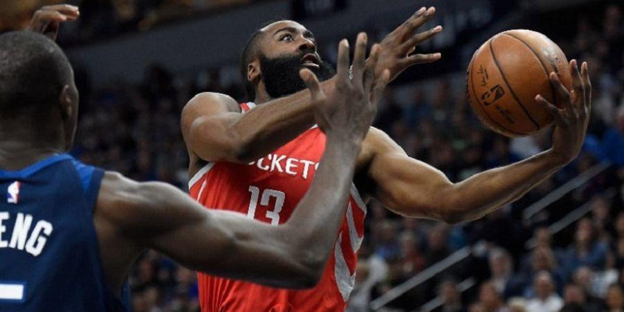 Houston Rockets Taklukkan Minnesota Timberwolves pada Gim Keempat Play-off