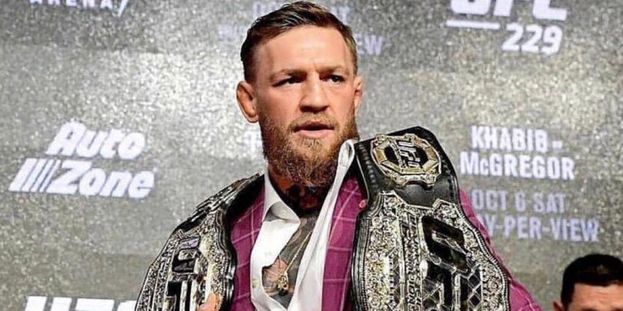 Conor McGregor Membawa Misi Mulia Saat Laga Comeback ke UFC