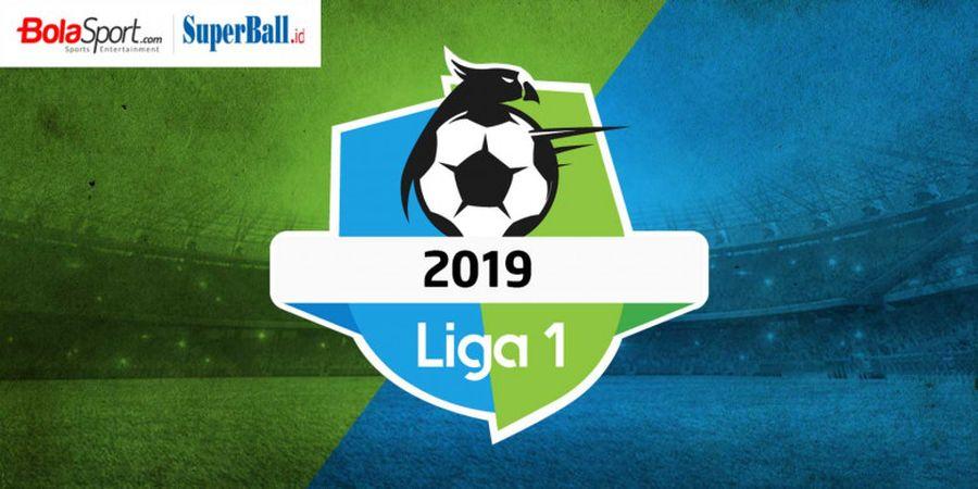 Liga 1 2019 Tak Akan Terapkan Sejumlah Aturan Baru IFAB, Berikut Daftarnya