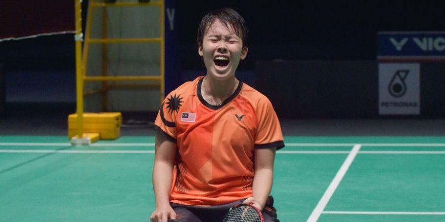 Dibekap Cedera, Goh Jin Wei Janji Tampil Apik pada Piala Sudirman 2019