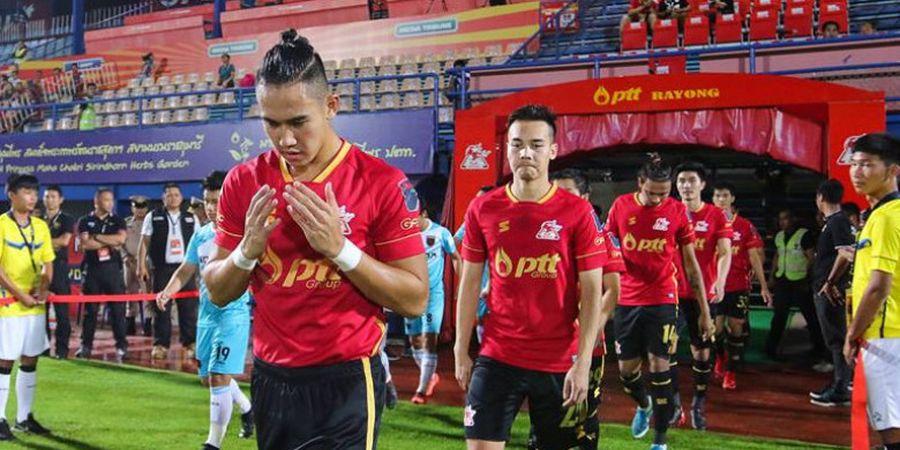 Ruji Utomo Beberkan Makna Nomor punggung di PTT Rayong, Netizen Ingatkan Satu Hal Penting