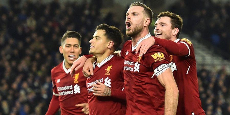 Liverpool Vs Manchester City - Andy Robertson Yakin dengan Tuah 3 Pertemuan Terakhir
