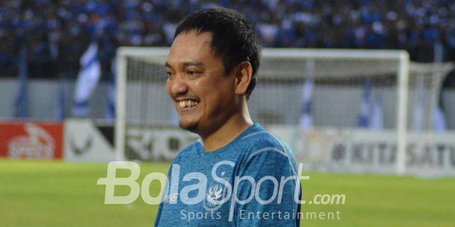 Yoyok Sukawi Puji Progres PSIS Sambut Putaran Kedua Liga 1 2019