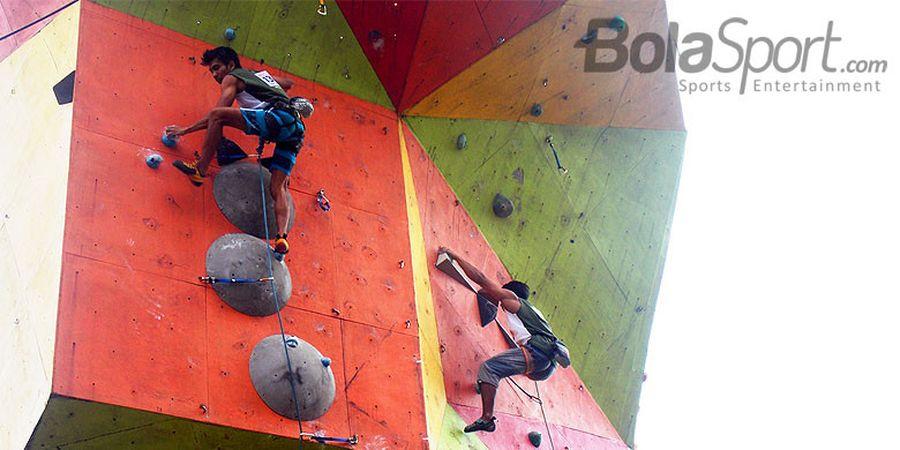 141 Peserta Ramaikan Eiger Independence Sport Climbing Competitition XI