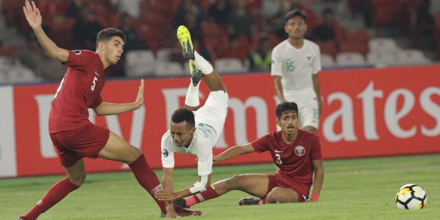 Piala Asia U-18 2018 - Bintang Timnas U-18 Indonesia, Todd Rivaldo Fere Dipuji Asisten Pelatih Timnas U-19 Qatar