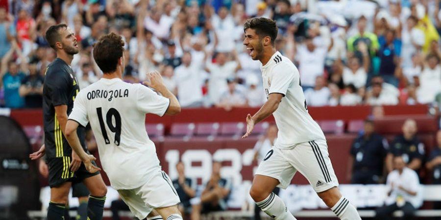 Real Madrid Temukan Formula Tepat untuk Marco Asensio