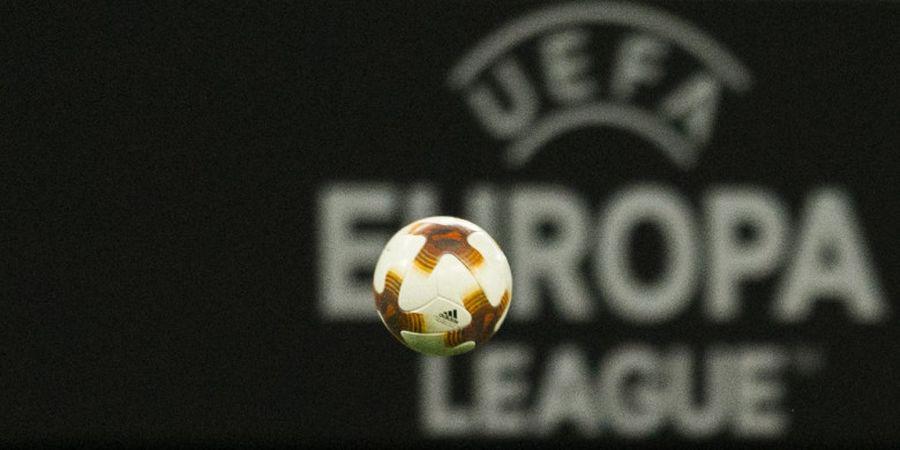 Link Live Streaming Undian Liga Europa Babak 32 Besar