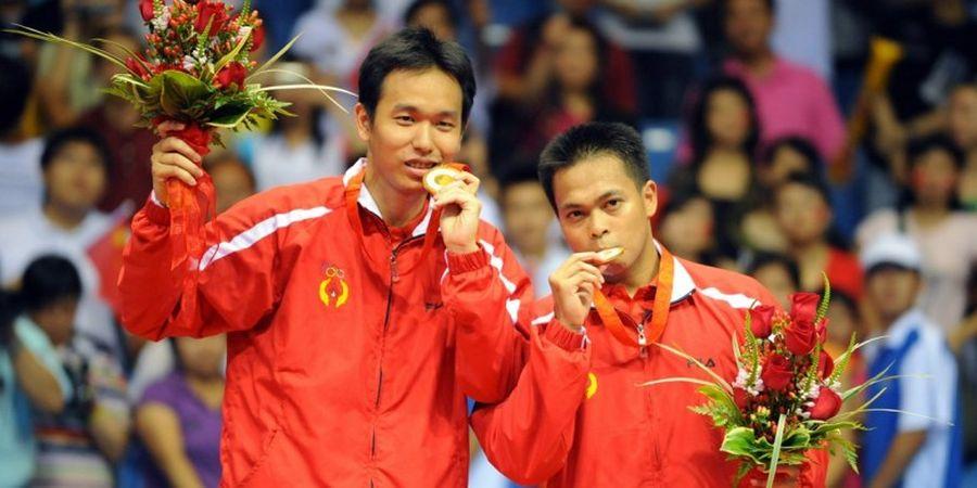 Cedera dan Sejarah Medali Emas Olimpiade 2008 Kido/Hendra