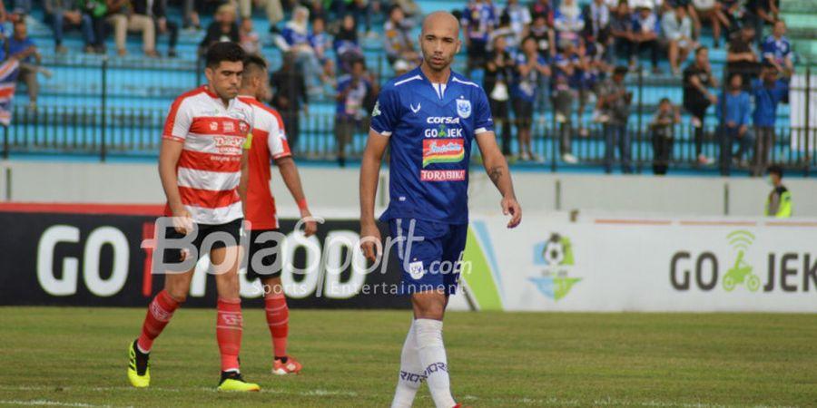 Disinggung soal Menjadi Legenda di PSIS Semarang, Bruno Silva Lontarkan Jawaban tidak Terduga