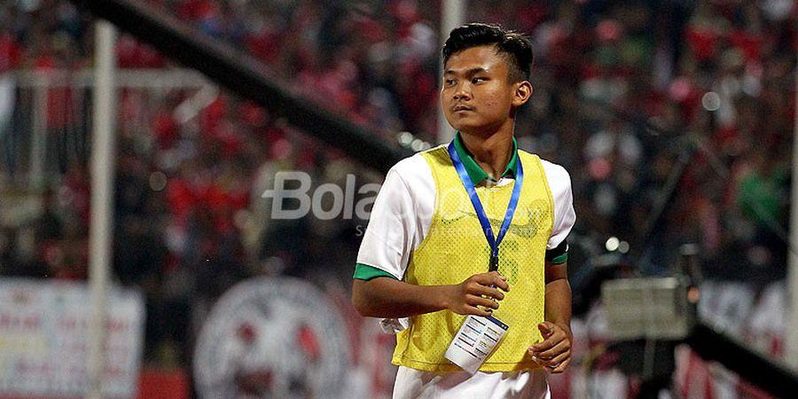 Dua Alasan Borneo FC Kontrak Jangka Panjang Bek Timnas U-16 Indonesia