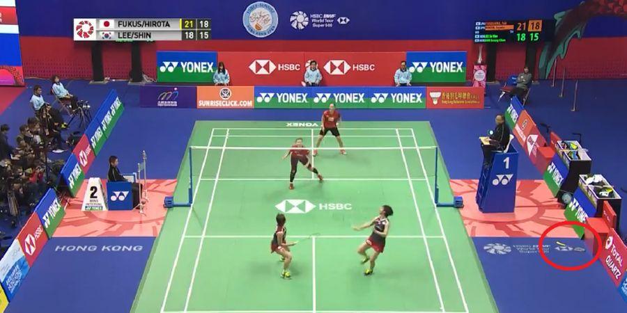 Sayaka Hirota Ganti Raket Jadi Momen Terbaik di Final Hong Kong Open 2018