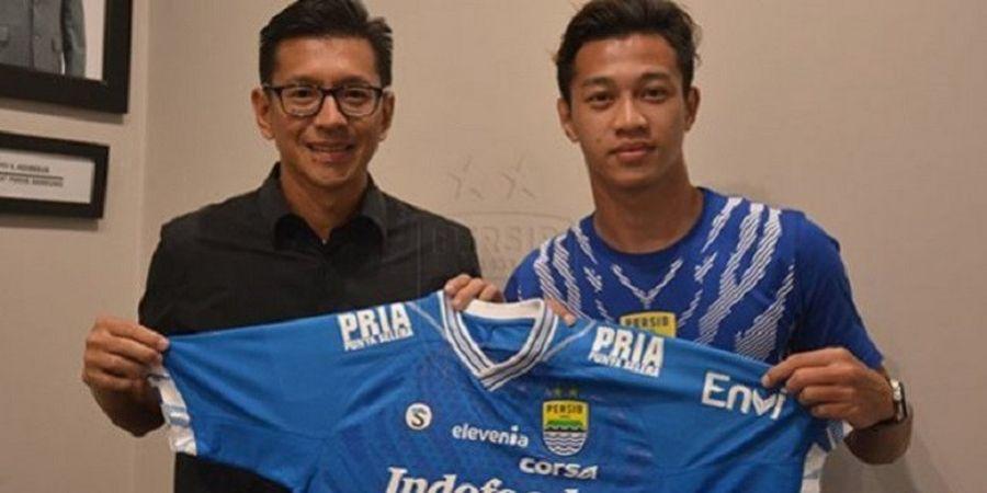 Target Sabil Usai Resmi Diikat Kontrak Persib Bandung