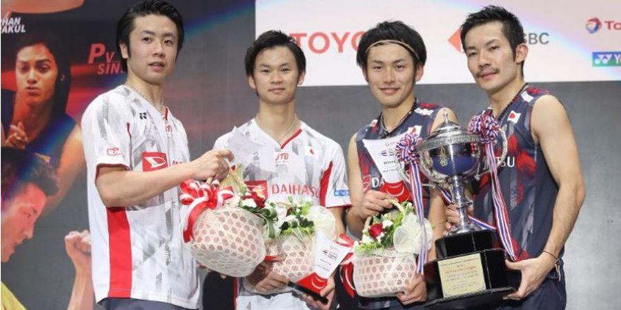 Rekap Final German Open 2019 - Tampil Dominan, Jepang Jadi Juara Umum