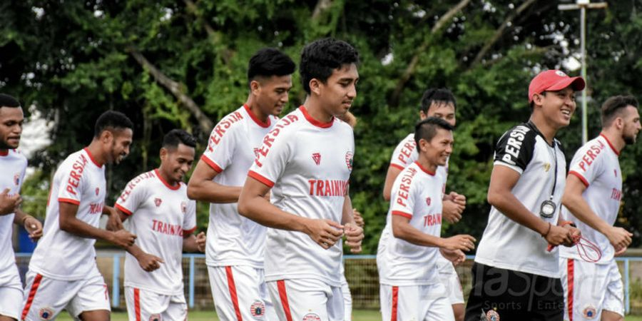 Persija Fokus Benahi Dua Hal Sebelum Hadapi Borneo FC