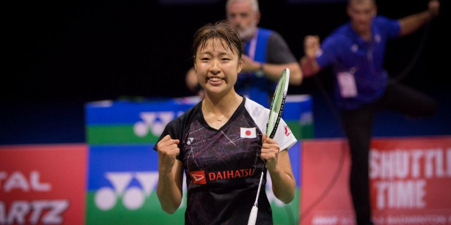 Hasil BWF World Tour Finals 2018 - Menangi Perang Saudara, Nozomi Okuhara Jadi Finalis Pertama
