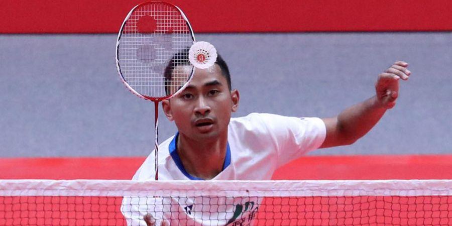 Hasil Singapore Open 2019 - Ditikung, Tommy Gagal Singkirkan Lu Guangzu