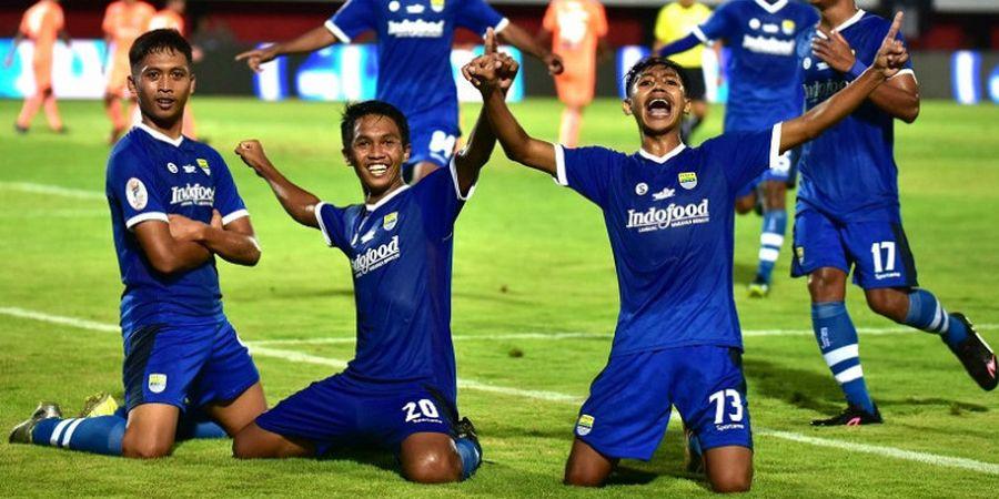Dua Wonderkid Dapat Kontrak Berdurasi Panjang di Persib Bandung