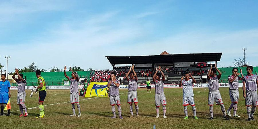 Martapura FC Butuh Kepastian Kick Off Liga 2