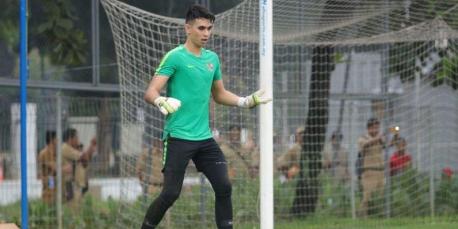 Indra Sjafri Beberkan Alasan Coret Kiper Borneo FC Nadeo Argawinata