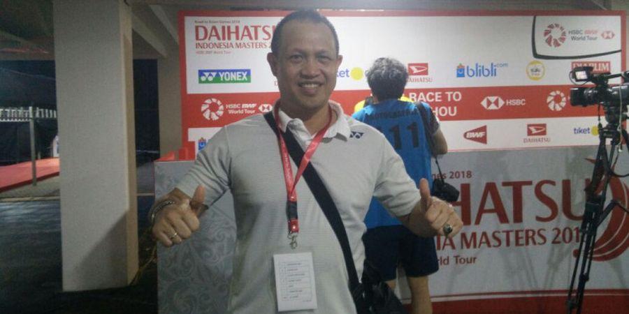 Olimpiade Diundur, Rexy Mainaky Ogah Perpanjang Kontrak dengan Thailand