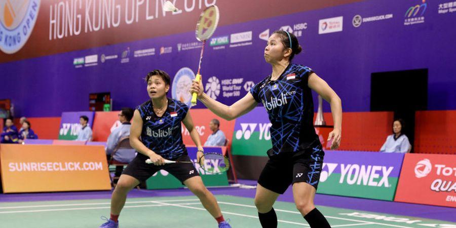 Malaysia Masters 2019 - Greysia/Apriyani Melaju, Agatha/Fadia Terhenti
